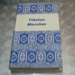 Readers Union Tibetan Marches by Andre Migot 1954 hardback book